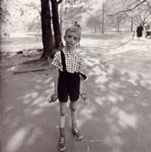 Diane Arbus: Child with hand grenade