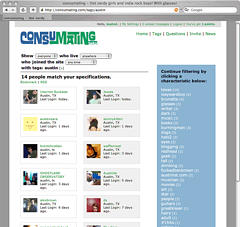 consumating.com: tagged austin
