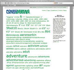 consumating.com: tags