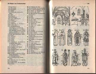 Duden Bildwörterbuch - Kloster