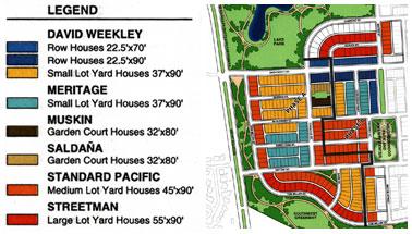 Mueller site plan phase 1