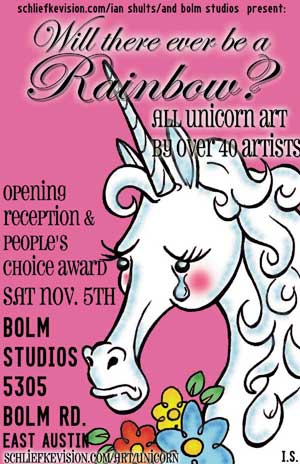 unicorn art show