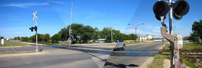 Cap Metro station site, Cedar Park