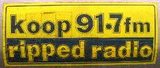 KOOP 91.7 FM Ripped Radio