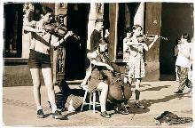 kid violinists